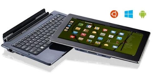 Ekoore Python S3 – мультиплатформенный гибрид со съемной клавиатурой