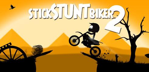 Stick Stunt Biker 2 – мото-аркада с характером