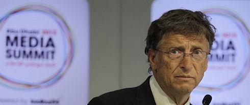 Билл Гейтс признан самым богатым человеком в мире