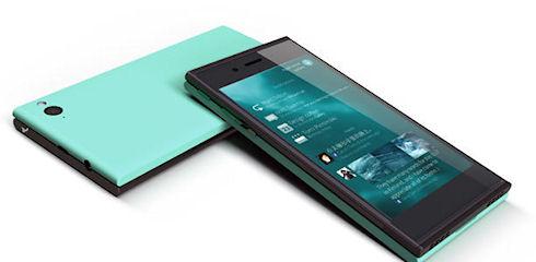 Первый смартфон на ОС Sailfish появится в продаже в конце года