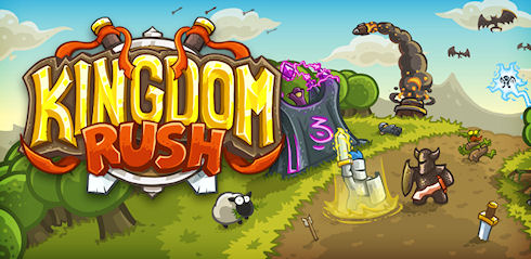 Kingdom Rush – защищаем королевство от вражеских орд