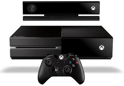 Microsoft представила Xbox One