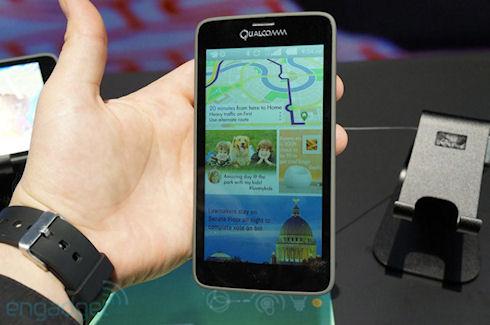 Qualcomm показала дисплеи Mirasol с разрешением 2560х1440 точек