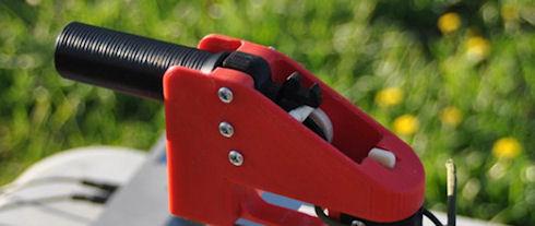 Lulz Liberator – дешевая модификация пистолета для печати на 3D-принтере