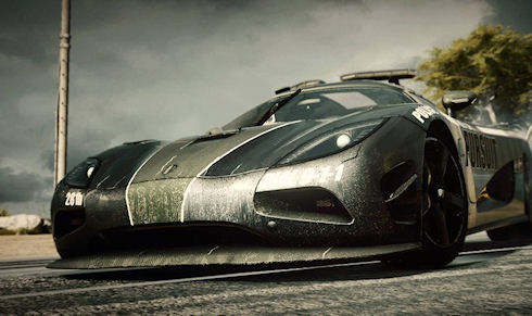 Electronic Arts готовит новый «Need for Speed: Hot Pursuit»?