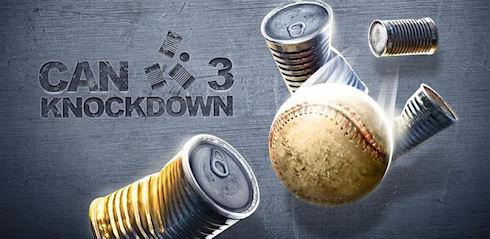Can Knockdown 3 – убиваем время с пользой