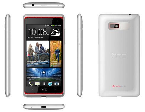 Новый HTC Desire 600 с двумя SIM-картами