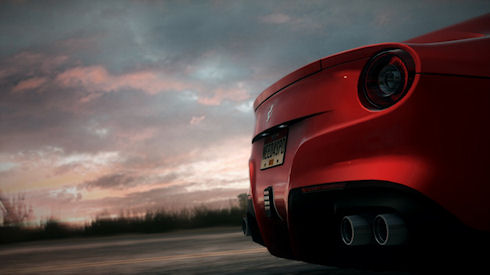 Electronic Arts представила Need for Speed Rivals