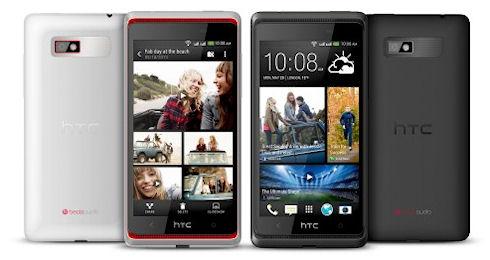 Двухсимочный смартфон HTC Desire 600