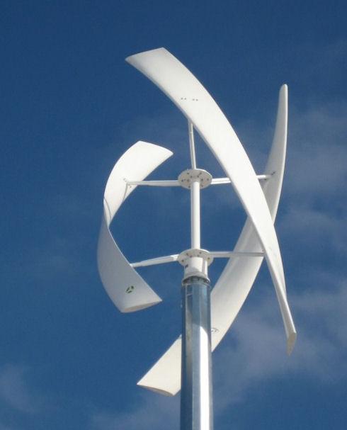 Ветровая турбина VisionAir для гибридных электростанций