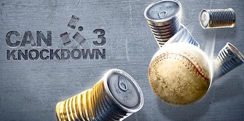 Эффектное обновление Can Knockdown 3