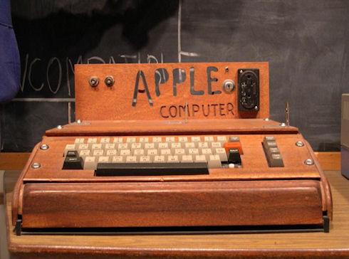 Рабочий Apple I продан за 516 тыс евро