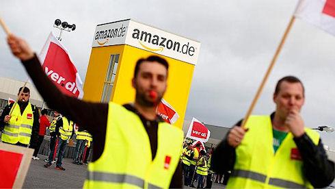 Amazon недоплачивает своим сотрудникам в Германии