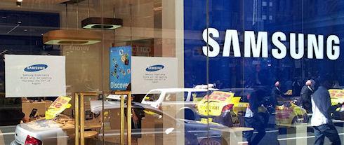 Samsung займется сбором патентов