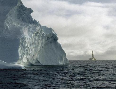 Антарктическим льдам 33,6 млн лет