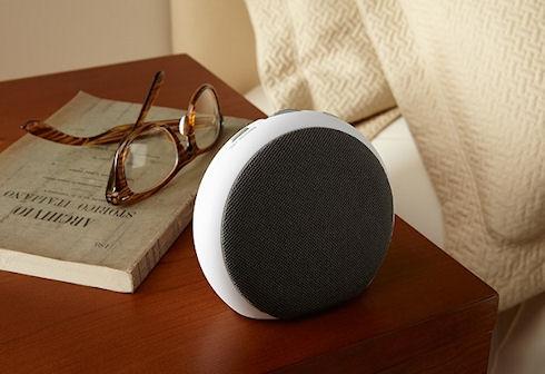 Генератор белого шума White Noise Machine поможет уснуть