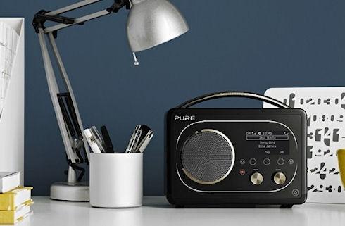 Pure Evoke F4 – радио с беспроводной связью