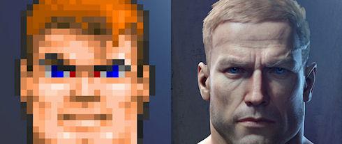 Первое игровое видео «Wolfenstein: The New Order»