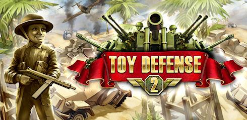 ToyDefense 2 – вторая часть знаменитых Солдатиков