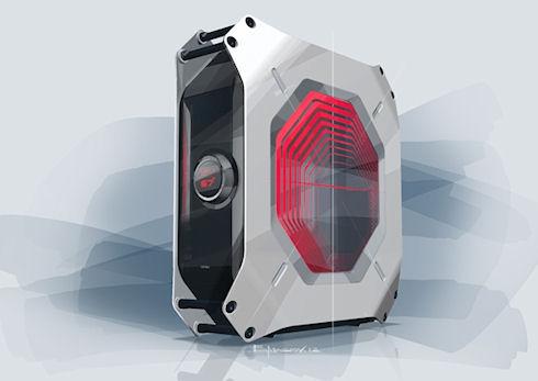 Игровой компьютер M8 производства DesignworksUSA
