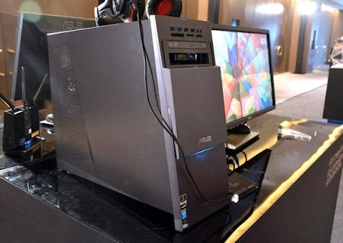 ASUS G10 – компьютер с источником бесперебойного питания