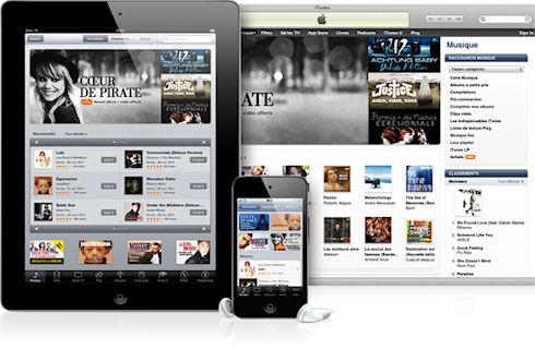 Французская SACEM требует от Apple 5 млн евро
