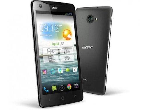 Acer представила планшетофон Liquid S1