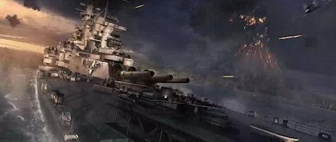 Wargaming выпустила трейлер World of Warships
