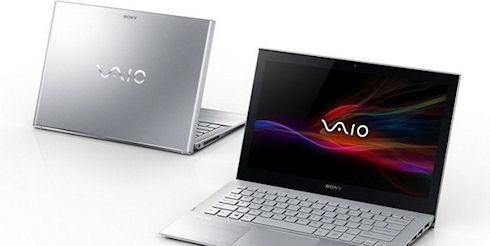 Ультрабуки Sony VAIO Pro обещают «порвать» MacBook Air