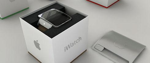 Apple регистрирует бренд iWatch в России