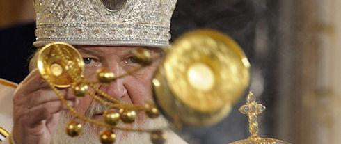 Патриарх Кирилл предостерег монахов от интернета