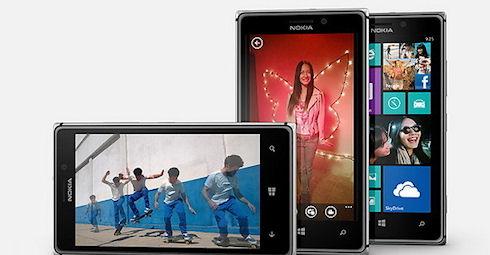 Начались европейские продажи Nokia Lumia 925