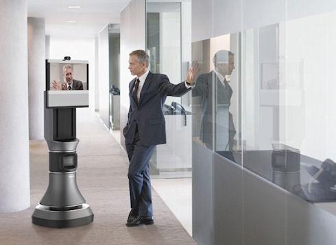 Roomba – новый робот телеприсутствия