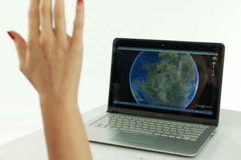 Интеллектуальная система управления компьютером от eyeSight