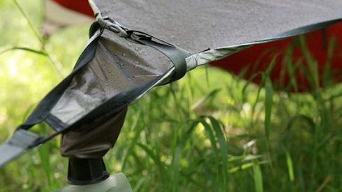 Kammok Glider – «собиратель» дождевой воды