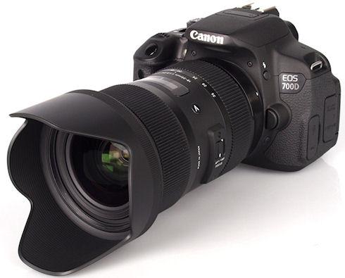 В июле стартуют продажи нового объектива Sigma за 799 долларов