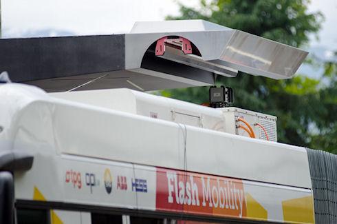 В Швейцарии появятся электроавтобусы