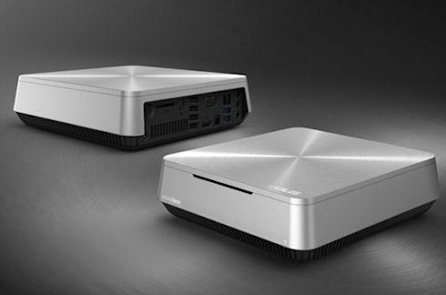 Компьютер ASUS ViVoPC – маленький и стильный