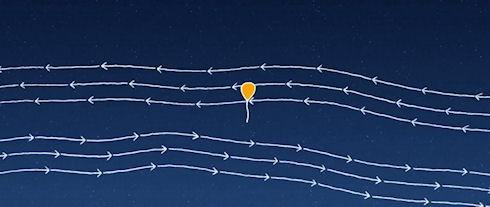 Интернет «прилетит» на воздушных шарах от Google