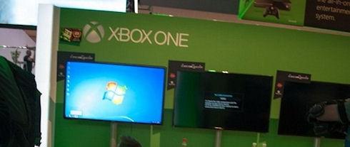 На выставке E3 Microsoft использовала вместо Xbox One компьютеры HP