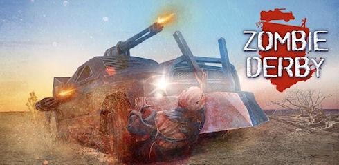 Zombie Derby – ударим автопробегом по зомби!