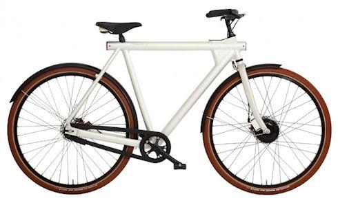 VANMOOF 10 – велосипед с «головой»