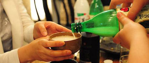 В Южной Корее нашли способ как защитить печень от алкоголя