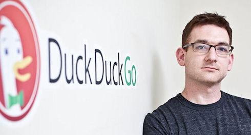 DuckDuckGo – система анонимного поиска