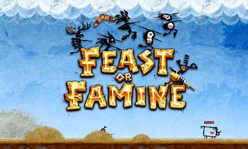 Feast or Famine – доисторический аркадный раннер