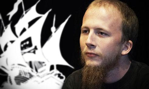 Основатель The Pirate Bay получил 2 года тюрьмы