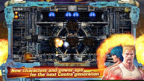 «Мировая» премьера «Contra: Evolution» в App Store