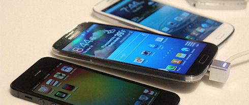 Apple подаст новый иск против Samsung