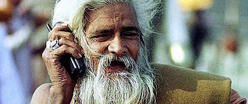Индия вышла на третье место по популярности смартфонов