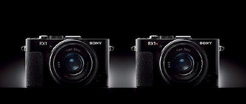 Новые фотокамеры RX1R и RX100 II